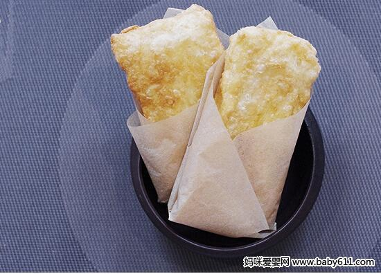 千层酥皮香芋派