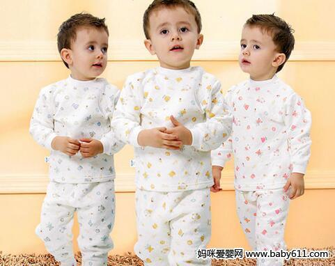 婴儿内衣选购四大注意事项