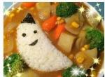 学童盒餐:日式南瓜咖哩