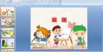 亚博yabovip1.cpm小班蒙氏绘本阅读:画画PPT课件