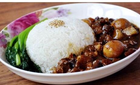 鸭肉食谱儿童:香菇营养饭慢性盆腔炎能吃肉丁吗图片