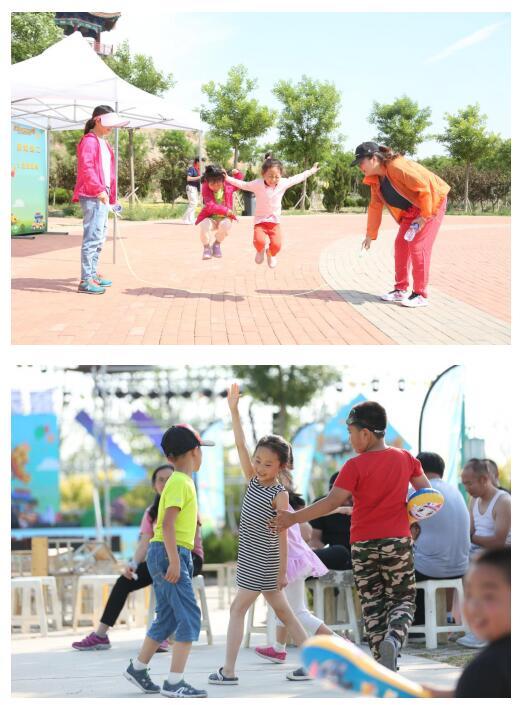 第二届越动中国露营大会南大港亲子露营嘉年华成功举办!