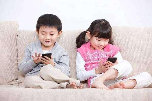 孩子爱玩手机,试试这几招!