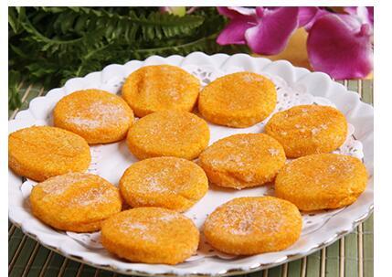 香煎南瓜软妹饼