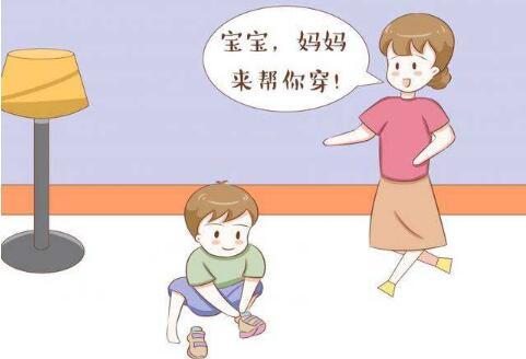 家长如何培养宝宝生活自理能力