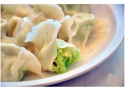 葫芦瓜馅饺子