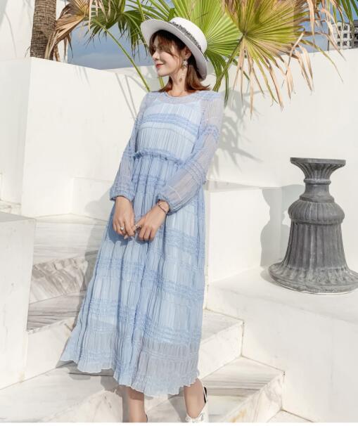 这些摩卡娱乐在线裙,让你怀孕也能美丽依旧