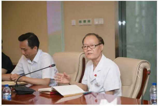 北京五洲妇儿医院召开民主党派及党外知识分子座谈会