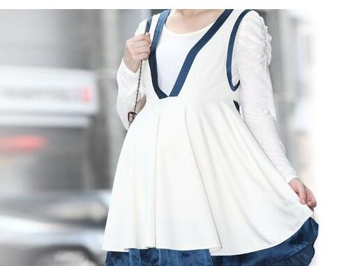 挑选舒适的孕妇装,怀孕也可以美美哒!