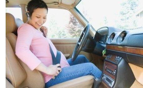准妈妈孕期开车的话,必须注意这6点!