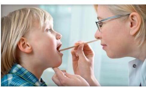 儿童喉咙发炎怎么办