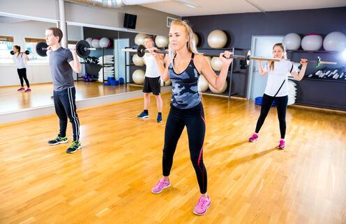 最适合孕妇的几种运动