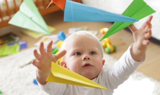如何开发宝宝的七种智力能力
