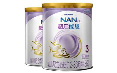 过敏体质的宝宝喝什么奶粉好?首选超启能恩水解奶粉