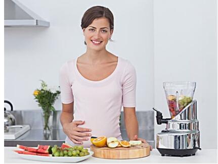 女性孕后期要补充七种营养