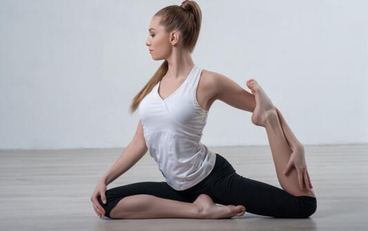 适合经期的6种减肥运动