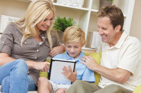 亲子游戏中父母常见的六大错误做法
