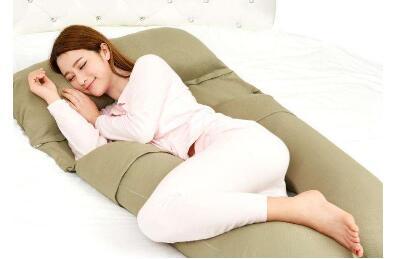 [图]孕晚期这样睡 胎儿健康孕妈舒服解答