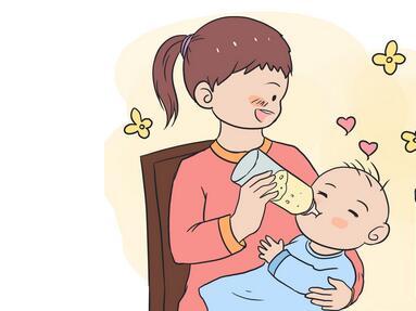 减少宝宝吐奶的方法