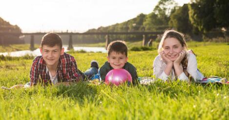 从小培养孩子五种永恒品德