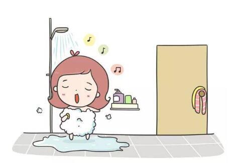 孕妈妈洗澡的三大禁忌