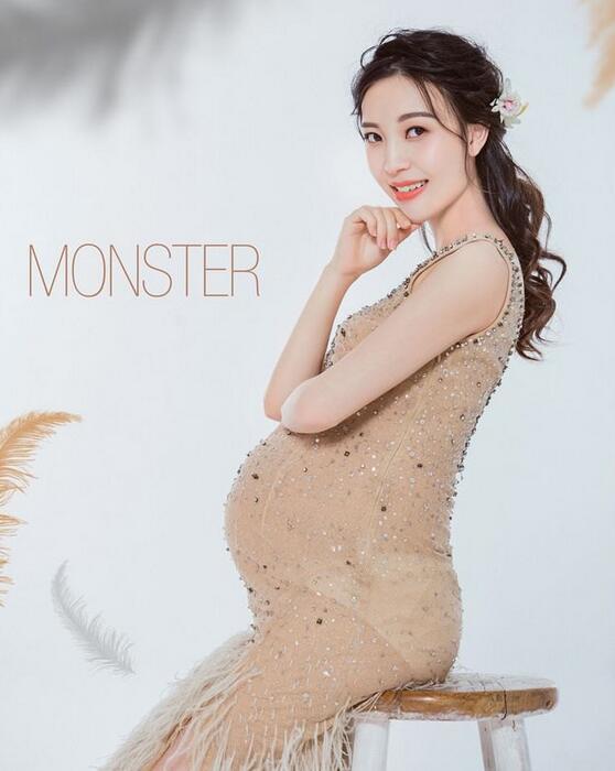 孕妇创意照片