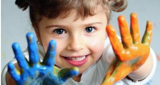 如何教儿童涂鸦 儿童涂鸦的好处