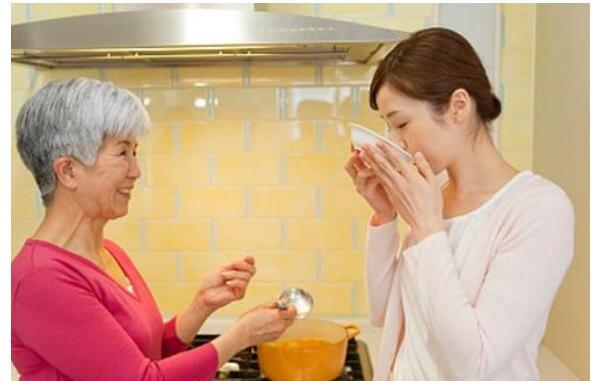婆媳相处之道:一碗汤的距离