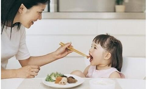孩子健康饮食注意事项