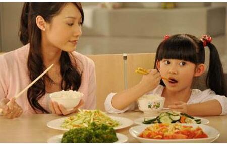 孩子常犯的七种饮食错误