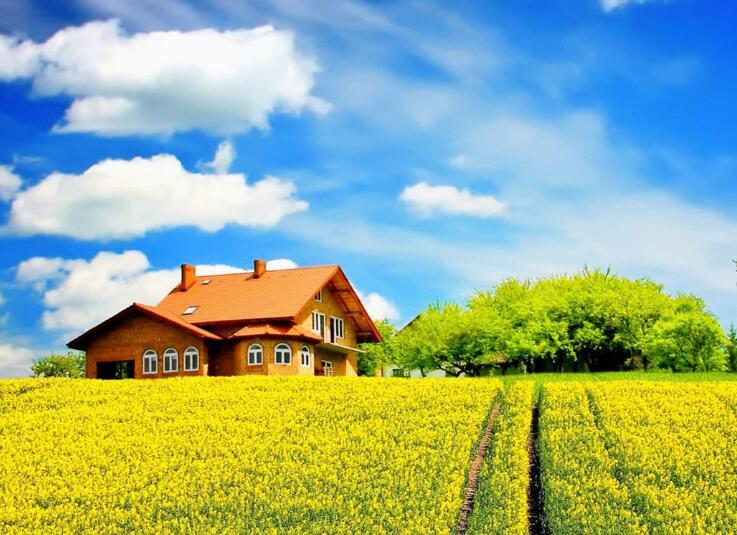风景田园壁纸