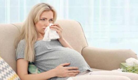 准妈咪孕期感冒、发烧怎么办?