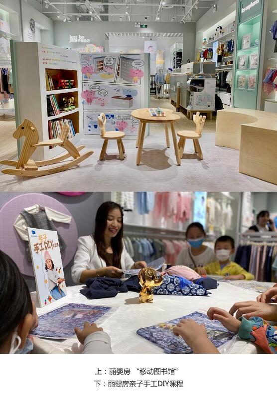 丽婴房品牌体验店于上海环球港盛大开幕