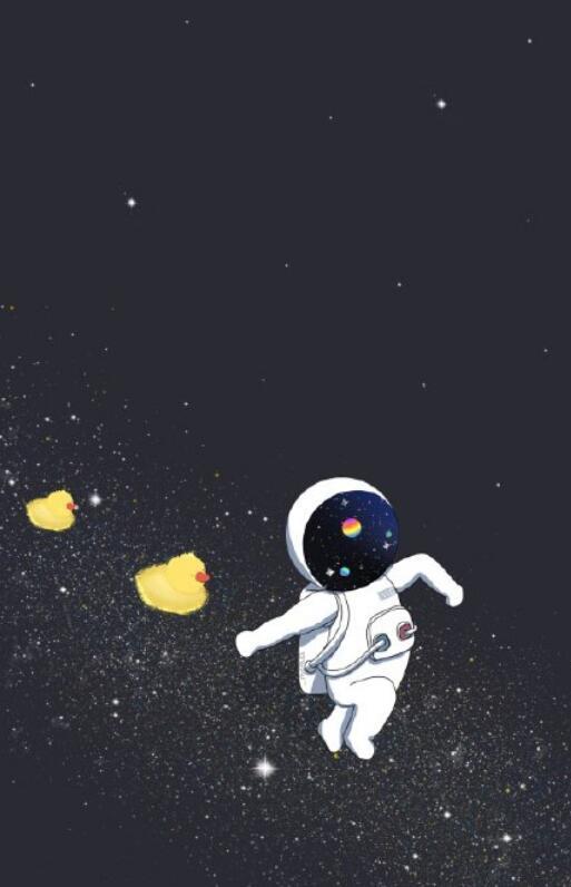 宇航员壁纸