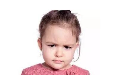 眉毛能表露一个孩子的心理