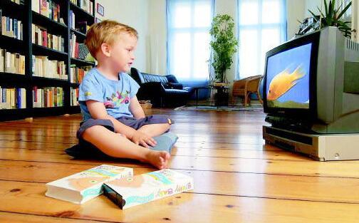 孩子为什么爱看动画片?可能是这三种原因