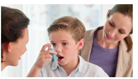孩子呼吸困难要警惕哮喘