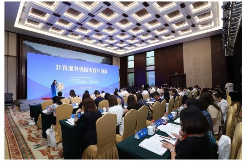 """""""托育服务保险实践与创新""""论坛在贵阳召开"""